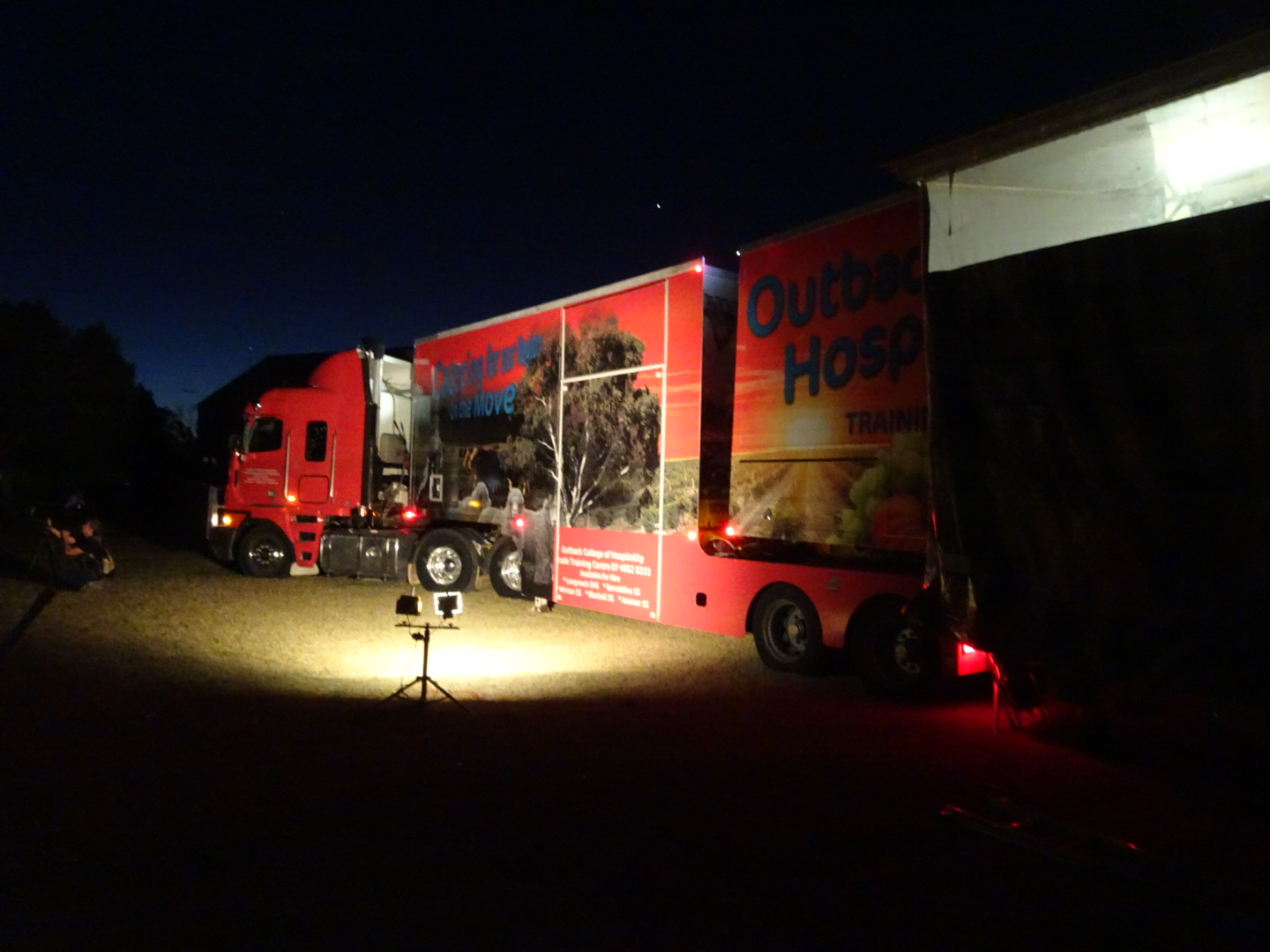 May 29 2018 The Big Red Truck