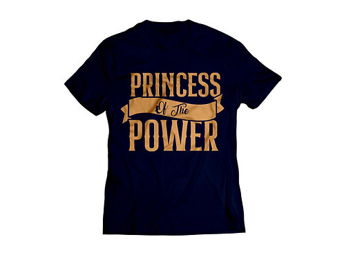 PRINCESS OF THE POWER T-SHIRT