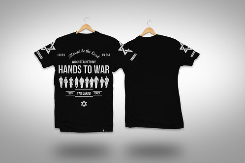 Hands To War T-Shirt