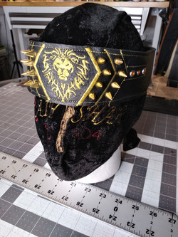 Custom Leather HeadBands
