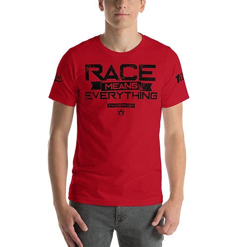 RACE SHIRT RED/BLACK