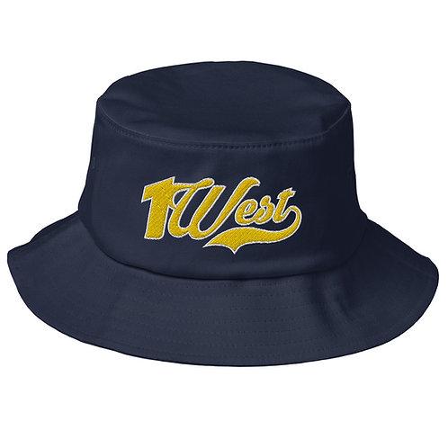 1WEST BUCKET HAT: WARRIOR