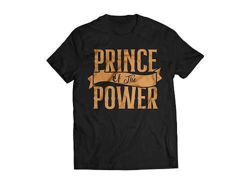 PRINCE OF THE POWER T-SHIRT