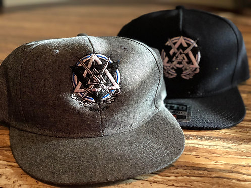 UPK Shield Snapback