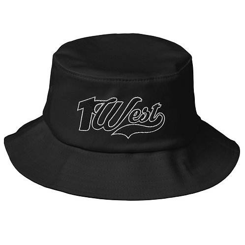 1WEST BUCKET HAT: UNDEFEATED