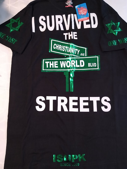 I Survived the Streets