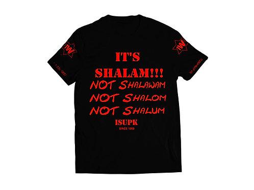 It's SHALAM!!!