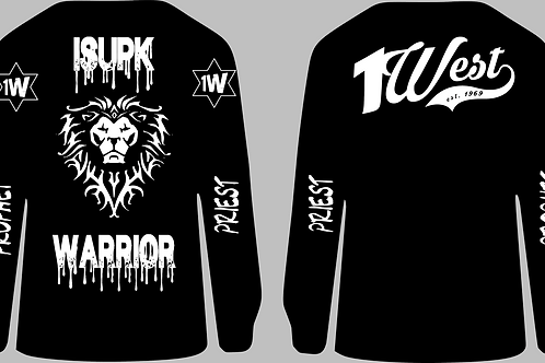 ISUPK WARRIOR Long Sleeve Edition