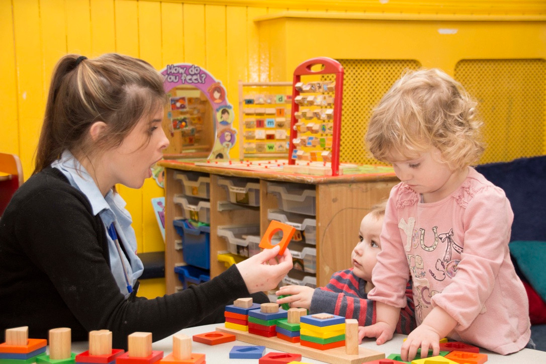 Childcare Stoneleigh