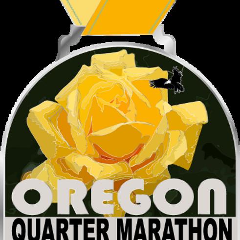 Oregon Quarter Marathon