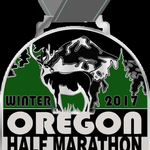 Oregon Winter Half Marathon