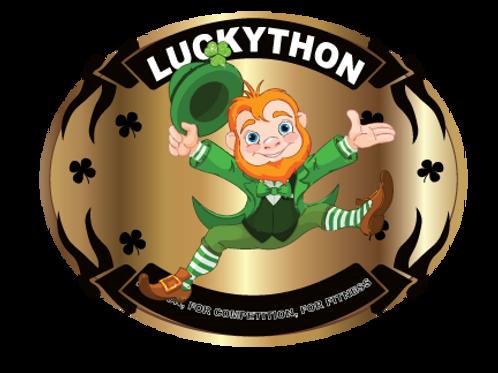 Luckython belt buckle