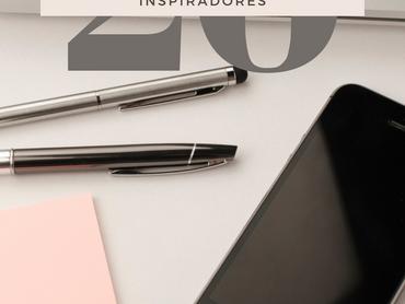 Como Organizar e Decorar o seu Home Office - 20 ideias de ambientes inspiradores