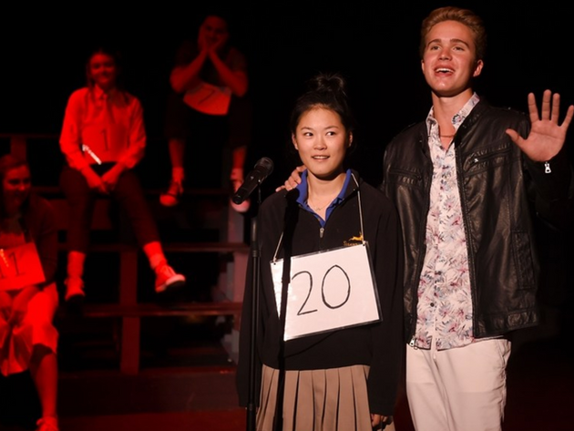 Kylie Kim | 25th Annual Putnam County Spelling Bee