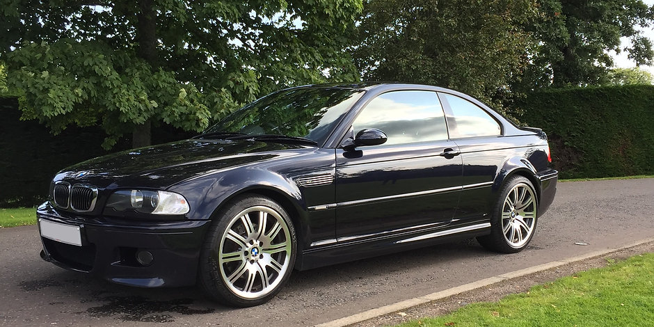 LIONGATE are selling a BMW M3 Coupe