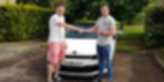 LIONGATE are selling a VW Scirocco 2.0 TSi DSG