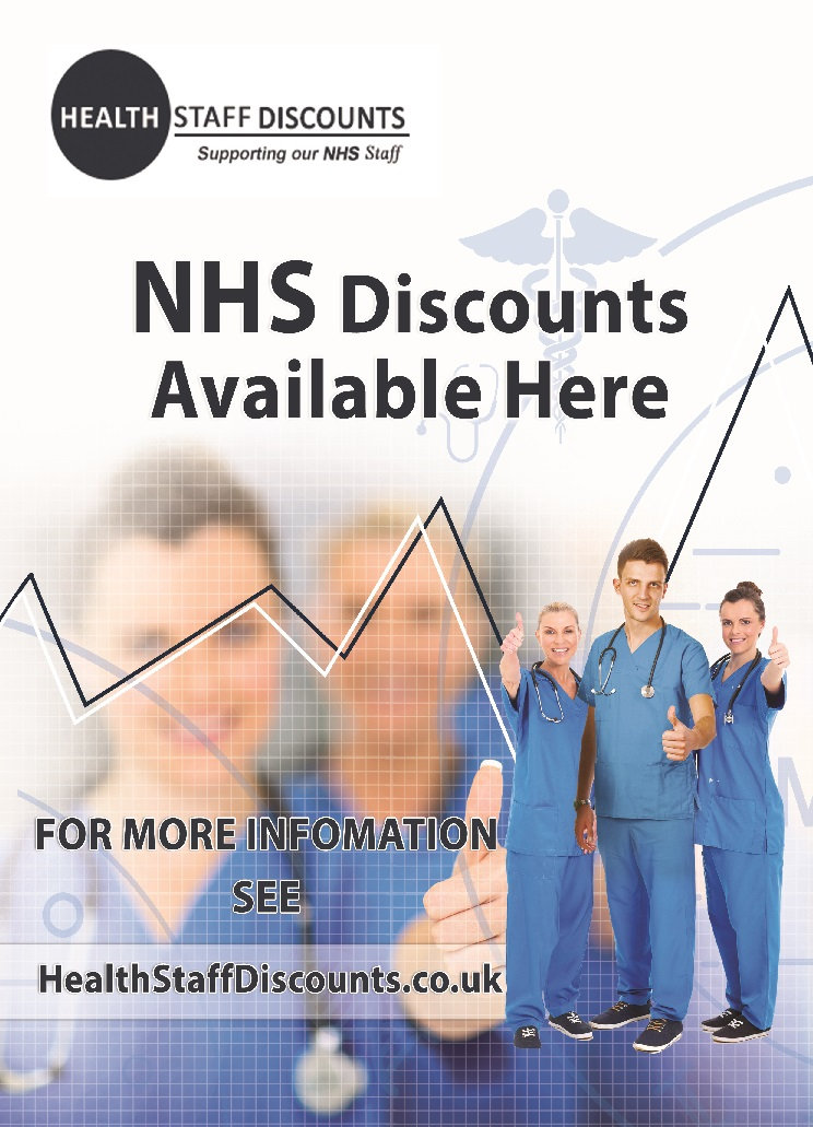 NHS Staff Discounts