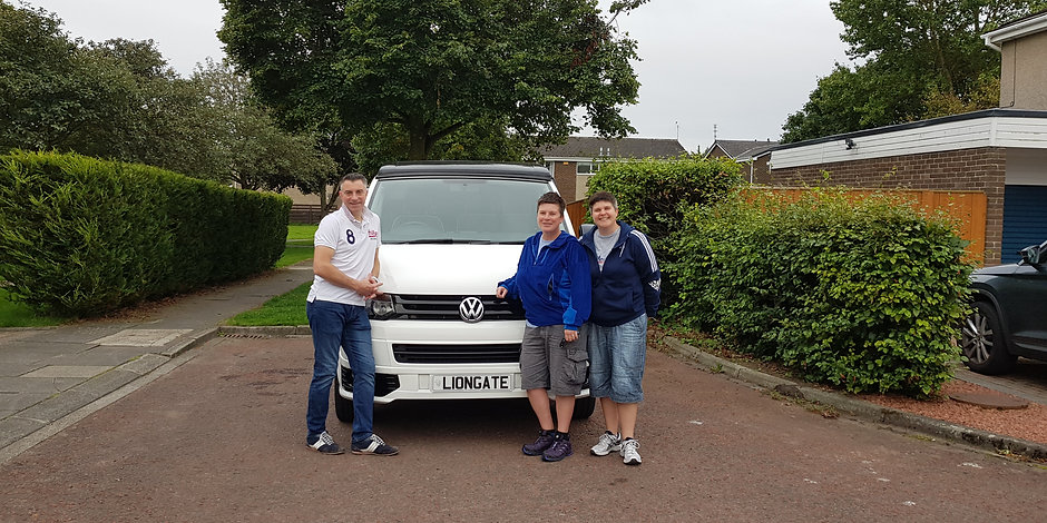 LIONGATE are selling a VW Campervan Transporter 2.0 T28 TDI SWB