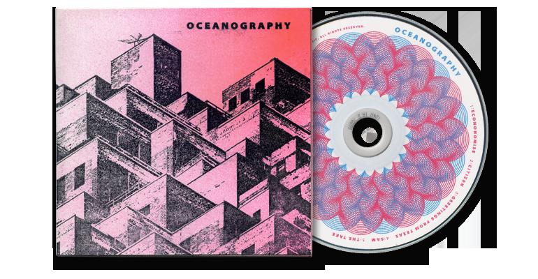 EP1 - 5 song CD