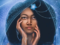 Portrait of Tala