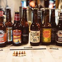 Bierproeverij speciaalbieren Defender ve