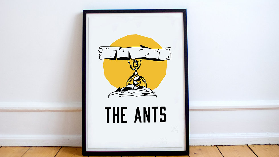 Poster - The Ants