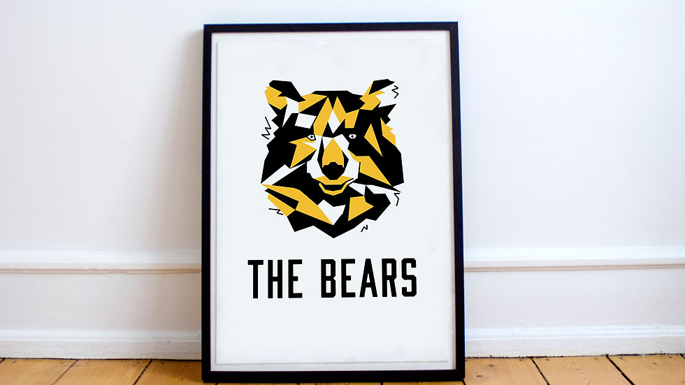 Poster - The Bears