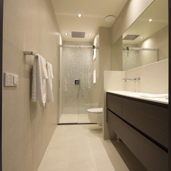 Gastenbadkamers