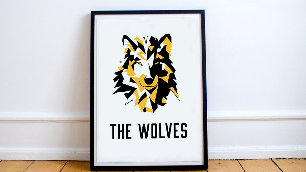 Poster - The Wolves