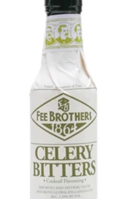 Fee Brothers Celery Bitter