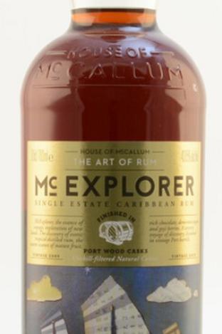 Mc Explorer 2009 Port Finish