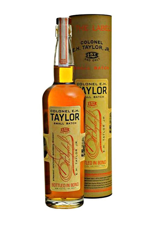 Colonel E.H Taylor Small Batch Bourbon