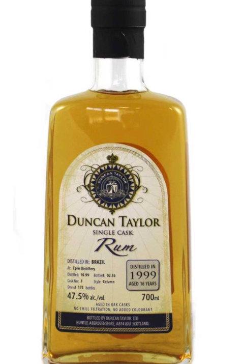 Duncan Taylor Brazil 1999 - 16yo