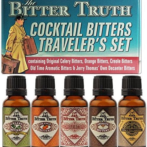 The Bitter Truth Traveler's Set
