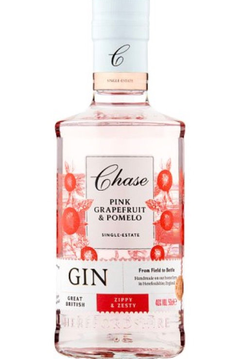 Chase Gin Pink Grapefruit & Pomelo