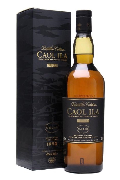 Caol Ila Distiller's Edition Single malt