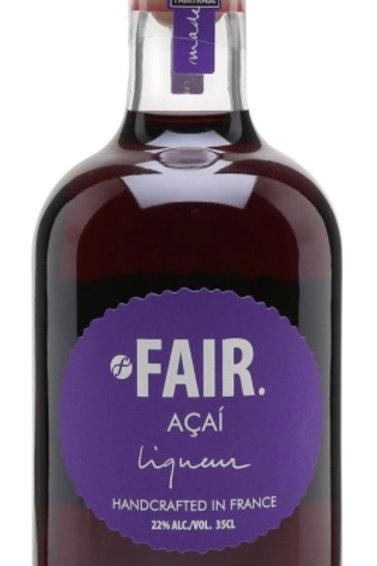 Fair Açai Liqueur