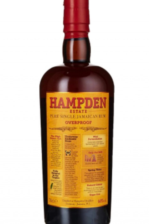 Hampden Pure Single Overproof