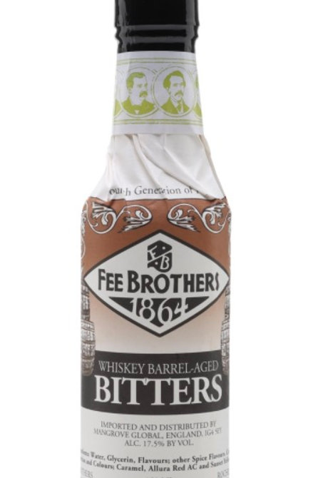 Fee Brothers Whiskey Barrel Aged Bitter