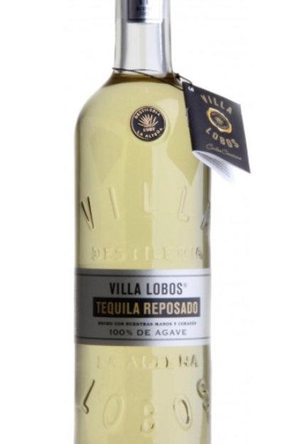Tequila Villa Lobos Reposado