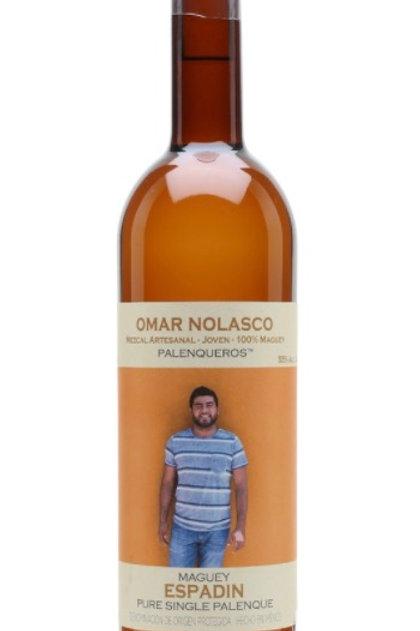 Mezcal Palenqueros Espadin, Omar Nolasco
