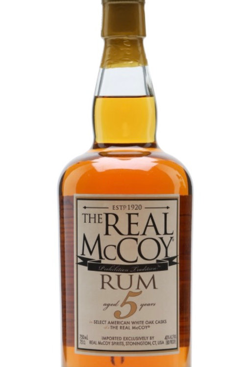 The Real McCoy 5yo
