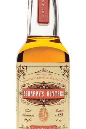 Scrappy's Grapefruit Bitter