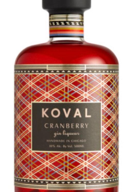Koval Cranberry Liqueur