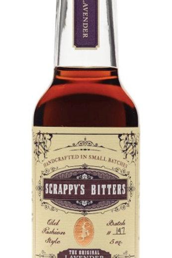 Scrappy's Lavender Bitter