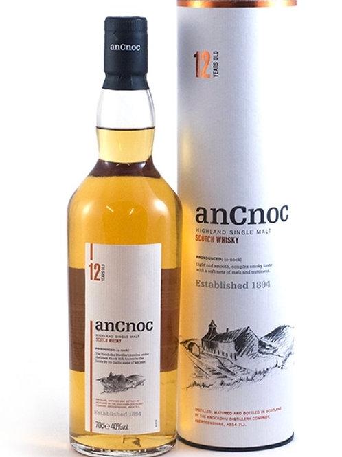 AnCnoc 12 yo Single malt