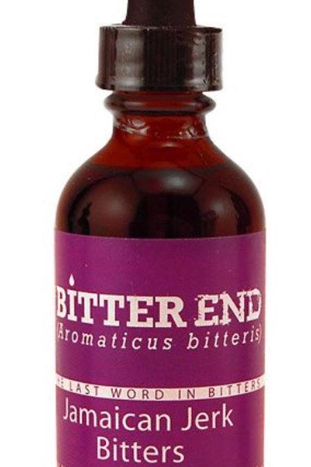 Bitter End Jamaican Jerk Bitters