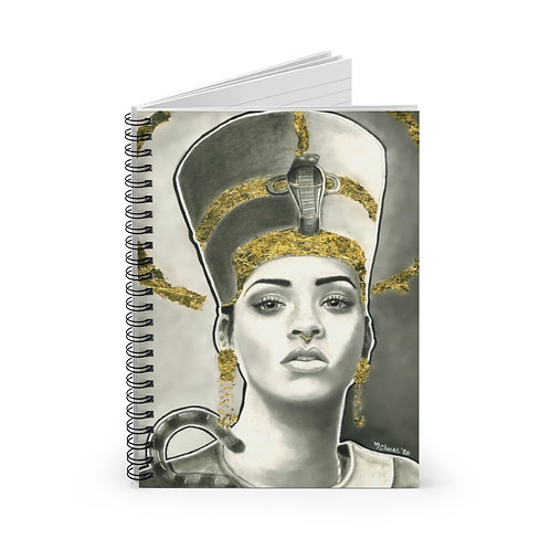 QUEEN RIH Spiral Notebook - Ruled Line