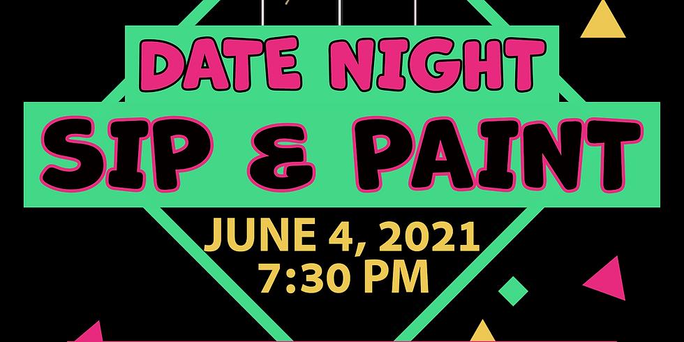 DATE NIGHT SIP & PAINT