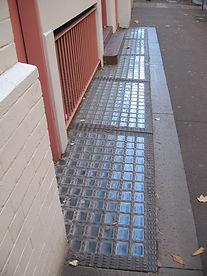 heritage pavement light glass blocks by obeco glass blocks
